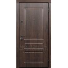 Металлическая дверь с отделкой MDF Elegance