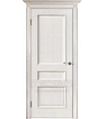 VENA G durvju komplekts krāsa Balta patina