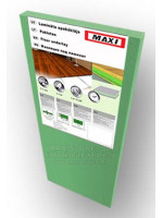Apakšklājs 5.5mm zaļa plāksnēs (1m²)