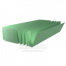 Apakšklājs 3mm zaļa plāksnēs (60 m2) 10m x 1m (1m2)