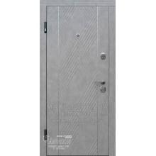 Metāla durvis ar MDF apdari Tripoli