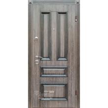 Metāla durvis ar MDF apdari Eliana