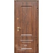 Metāla durvis ar MDF apdari Altea