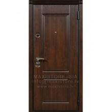 Metāla durvis ar MDF apdari MONAMI (Tumšais ozols)
