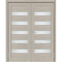 PR-23-X2 durvju komplekts (PVC EKO FINIERĒJUMS)