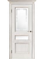 VENA O durvju komplekts krāsa Balta patina