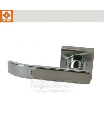 Durvju rokturis AH43A166-78 (matētais hroms+niķelis)