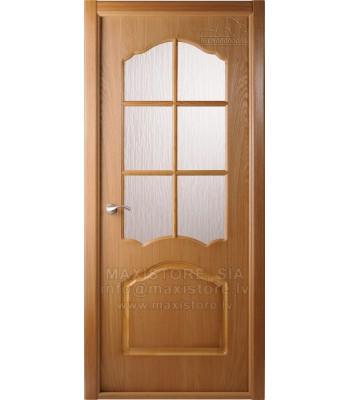 KAROLINA durvju komplekts krāsa Ozols
