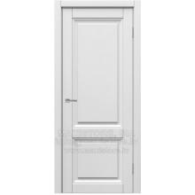 Linda 002 durvju komplekts krāsotas baltas iekšdurvis