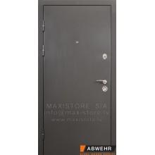 Металлическая дверь с отделкой MDF Solid