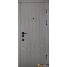 Metāla durvis ar MDF apdari Verona