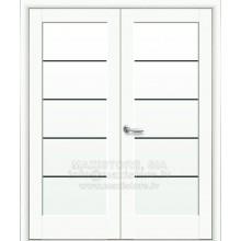 LINNEJA-X2 durvju komplekts (PVC EKO FINIERĒJUMS)
