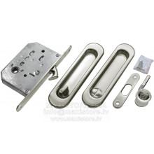 Bīdāmo durvju furnitūras komplekts MHS 150 WC