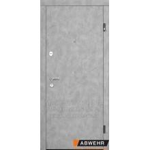 Metāla durvis ar MDF apdari Agata