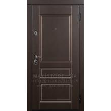 Metāla durvis ar MDF apdari Montana (CT)