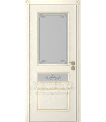 VENA durvju komplekts krāsa Balta patina