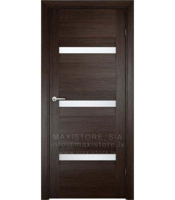 Milan 8 durvju komplekts krāsa - Choco  (EKO FINIERĒJUMS)