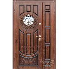 Metāla durvis ar MDF apdari LUCK 1200x2050
