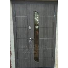 Metāla durvis ar MDF apdari FLAMENCO 1200x2050