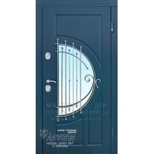 Metāla durvis ar MDF apdari PALADIA