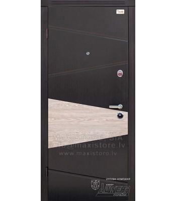 Металлическая дверь с отделкой MDF BOGEMA  V
