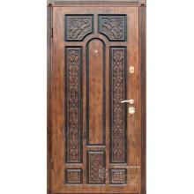 Металлическая дверь с отделкой MDF FABIANA-DG